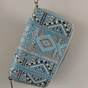 Handbags - Pre-owned gray wallet